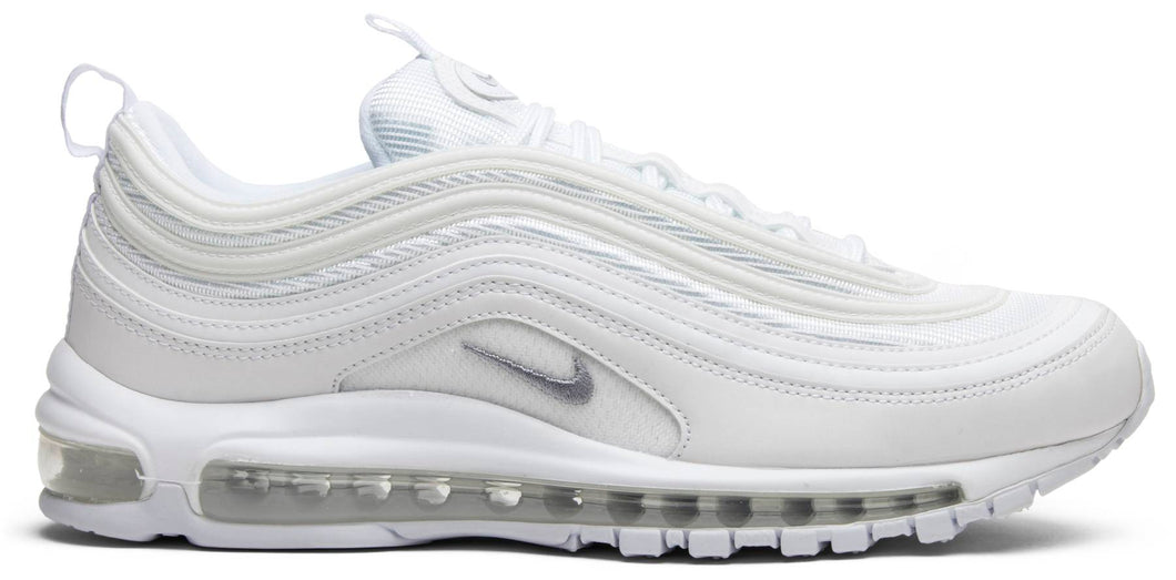 AIR MAX 97 'triple white'
