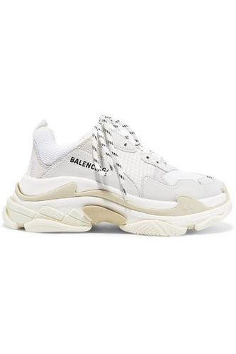 Balenciaga Triple S Trainer 'White'