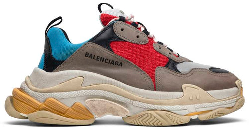 Balenciaga Triple S Sneaker 'Blue Red'