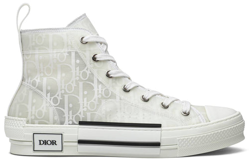 Dior B23 High 'Dior Oblique-white'