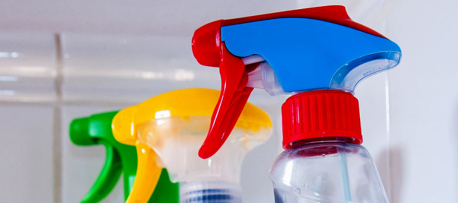 Choosing the right cleaners