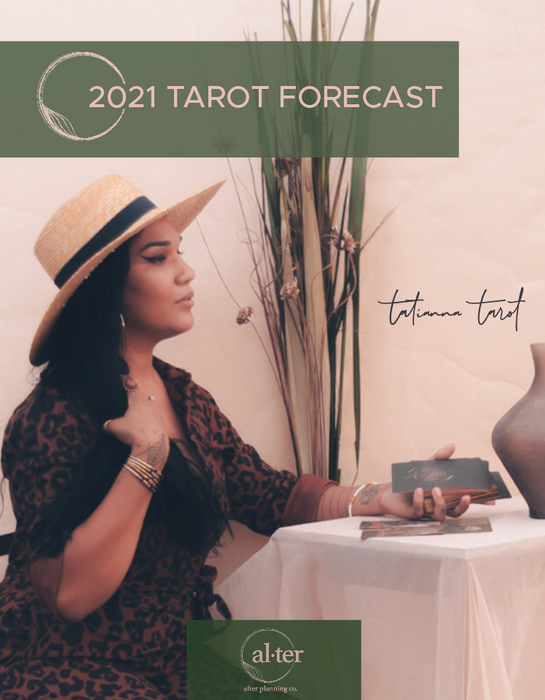 2021 Tarot Forecasting Guide