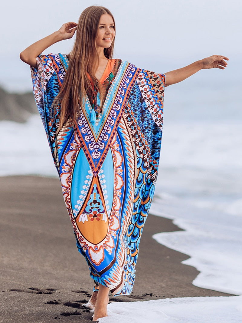 Oversized Beach Cover-Up - Flip Flop Labs