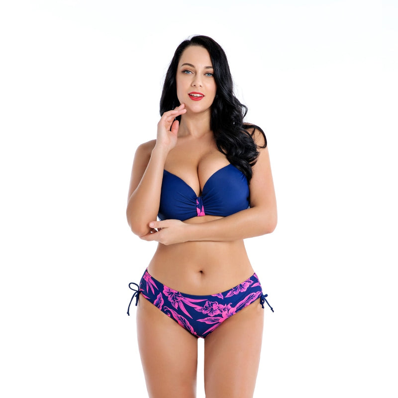 Tropics Push Up Bikini - Flip Flop Labs