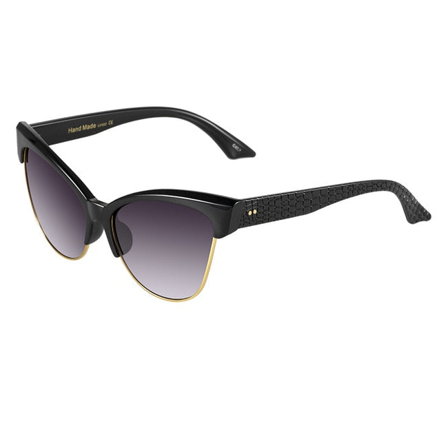 Cat Eyes Retro Sunglasses - Flip Flop Labs