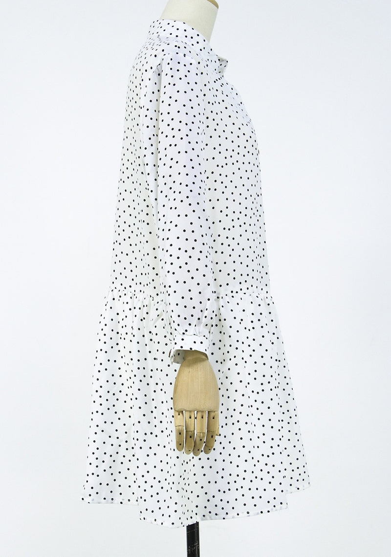 Boho Loose Fit Polka Dot Sundress - Flip Flop Labs