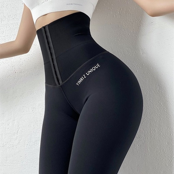 Corset Slimming Fitness Leggings - Flip Flop Labs