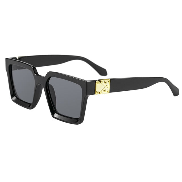Retro Luxe Square Sunglasses - Flip Flop Labs