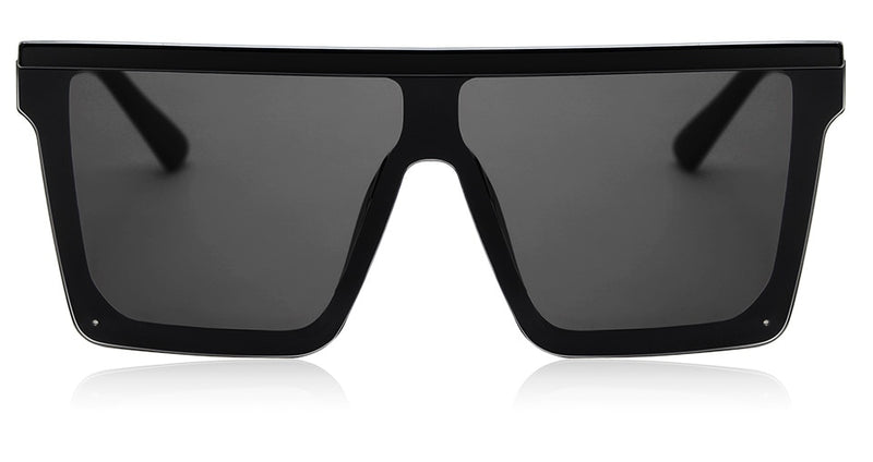 Big Frame Square Shades - Flip Flop Labs