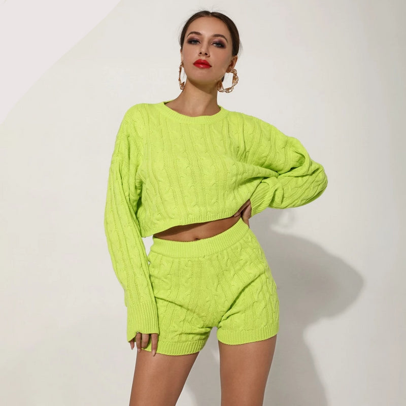 Neon 2-piece Playsuit - Flip Flop Labs