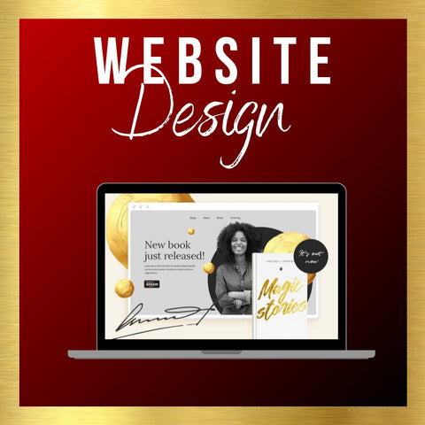 Shopify Website Creation, Squarespace Website Creation, Wix Website Creation