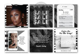 INSTAGRAM POST TEMPLATES - 5-PACK