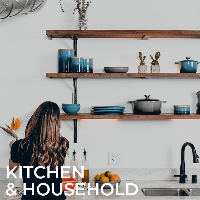 Kitchen & Household