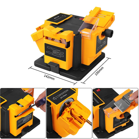 Multifunction Tool Sharpener by Simpler-Days.com
