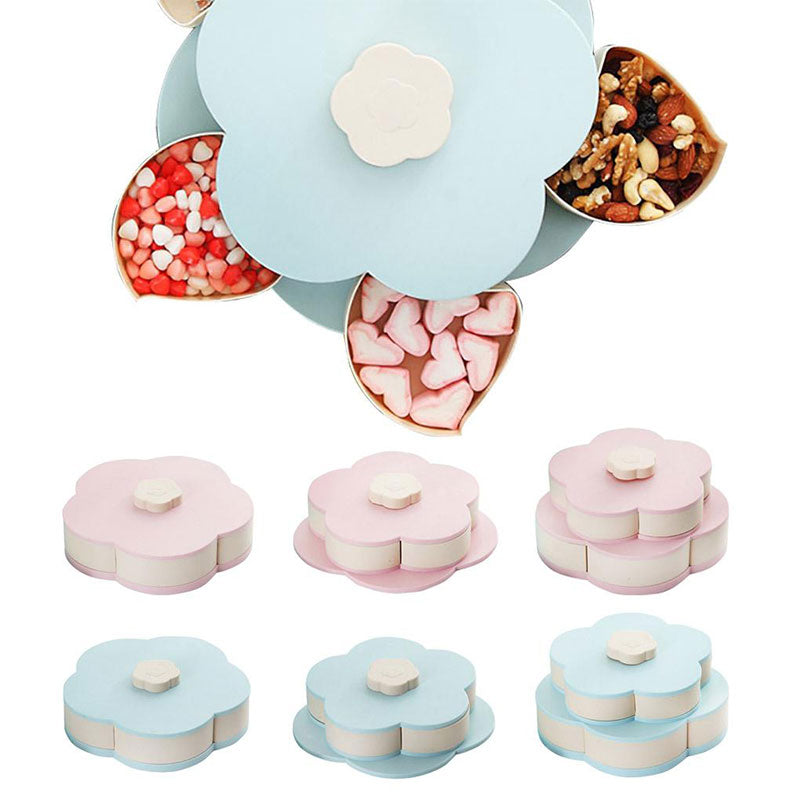 Available in multipled sizes and colors - Bloom Snack Box by Simpler-Days