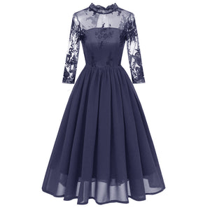 Women's-Lace-Embroidery-Evening-Dinner-Dress