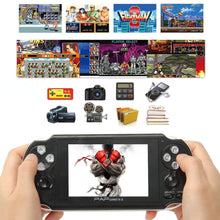 Load image into Gallery viewer, 64Bit PAP Gameta II 4G HDMI Built-In 1000 Games MP4 MP5 Video Game Consoles Handheld Player
