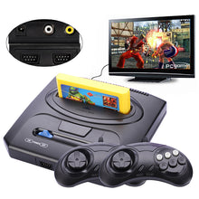 Load image into Gallery viewer, Classic ostalgic TV Video Game Console 8 bit Game Console & 500 in 1 Retro games Double Gamepads PAL & NTSC system