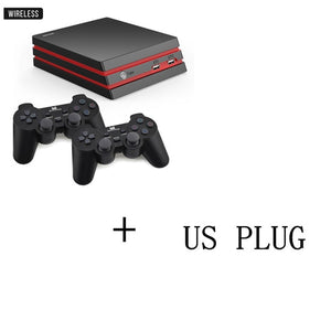6269234f0eb Data Frog HDMI Video Game Console With 2.4G Wireless Controller 600 Classic  Games For GBA
