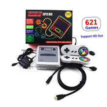 Load image into Gallery viewer, Mini TV Game Console Support HDMI 8 Bit Retro Video Game Console Built-In 621 Classic TV Games Handheld  Family Video Game