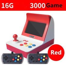 Load image into Gallery viewer, Retro ARCADE Mini Video Game Console 4.3 Inch Built In 3000 Games Handheld Game Console Family Kid Gift Toy For Christmas Gift