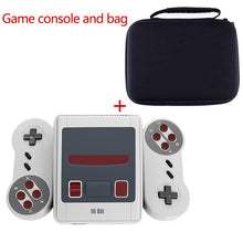 Load image into Gallery viewer, Retro Mini Game Console TV Out 16 Bit Handheld TV Video Game Console Built-In 167 Classic for SNES games Handheld Game Console
