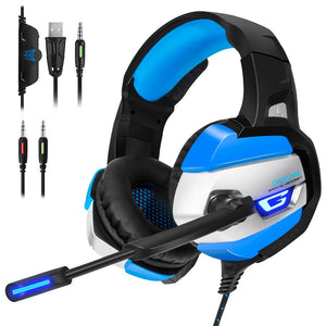 ONIKUMA K5 Gaming Headset   Stereo Gaming Noise-cancelling Wired Headset