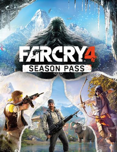 Far Cry 4 - Season Pass (DLC)