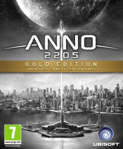 Anno 2205 (Gold Edition)