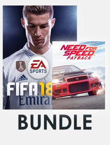 FIFA 18 + Need For Speed Payback Bundle