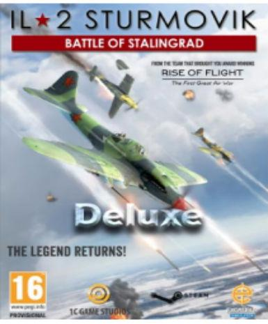 IL-2 Sturmovik: Battle of Stalingrad (Deluxe Edition)