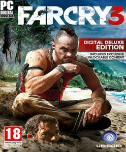 Far Cry 3 - Deluxe Edition (Steam)