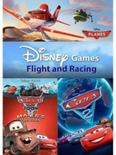 Disney: Flight and Racing cut
