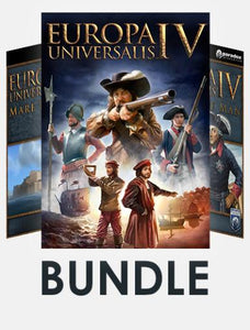 Europa Universalis IV - Bundle 2 (Base Game + DLC: Rights of Man, Mare Nostrum)