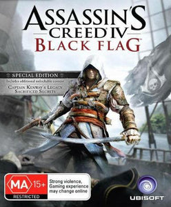 Assassins Creed IV: Black Flag (Special Edition)