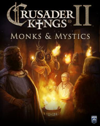Crusader Kings II - Monks & Mystics (DLC)