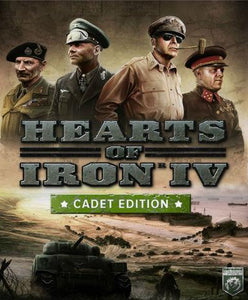 Hearts of Iron IV (Cadet Edition) - CUT
