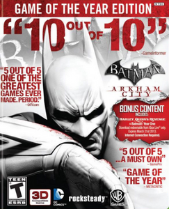 Batman: Arkham City (GOTY)