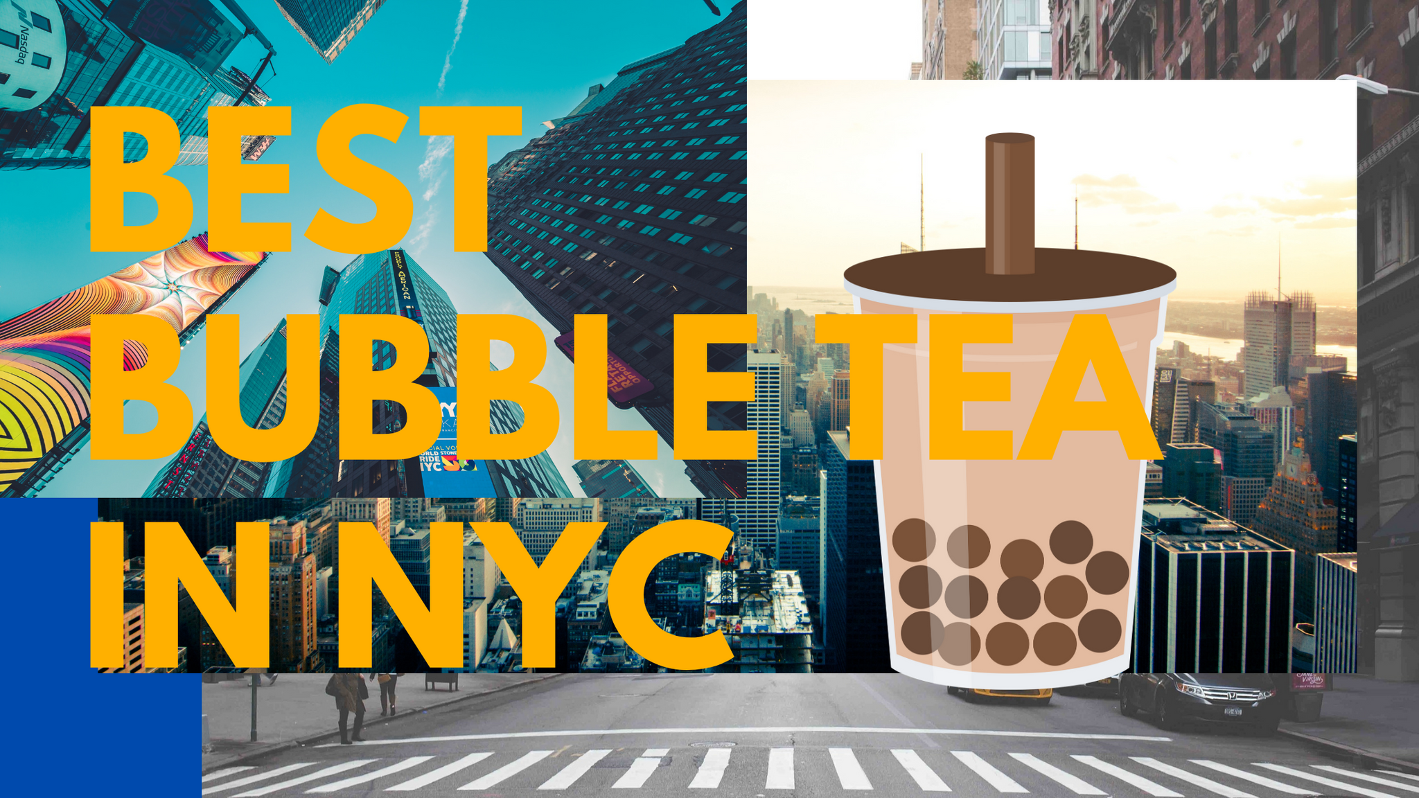 Best Bubble Tea in NYC in Every Borough