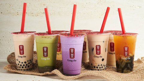 Best Bubble Tea in NYC - Gong Cha