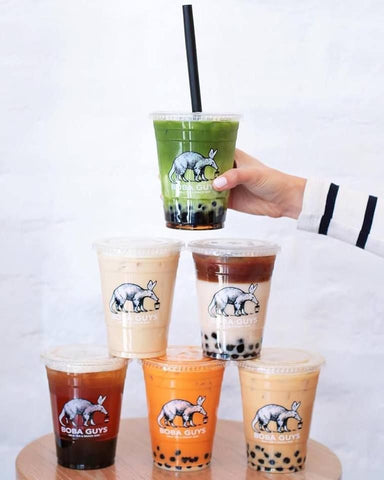 Best Bubble Tea in NYC - College Boba