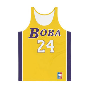 Los Angeles Boba Basketball Jersey