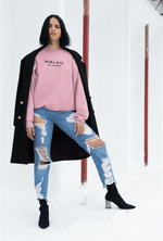 Boba Bae Sweater - CollegeBoba
