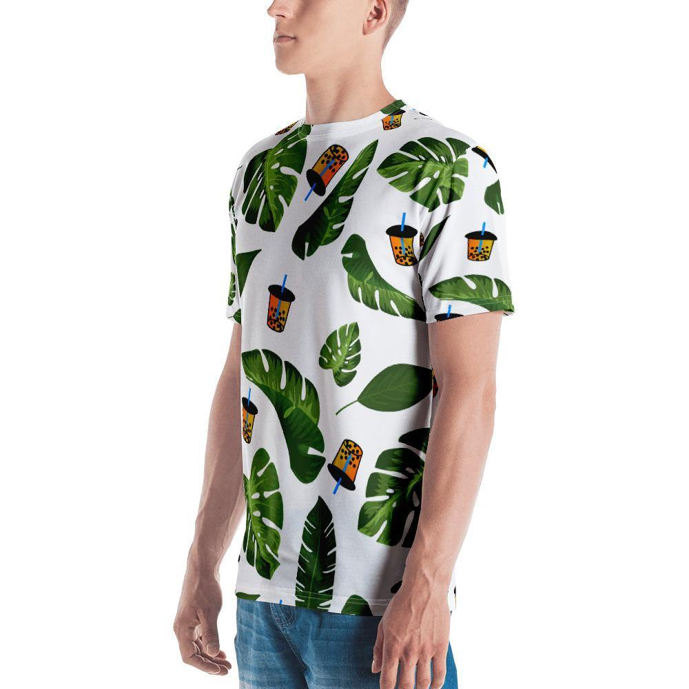 Boba Leaves Shirt