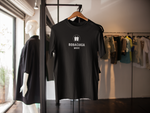 Mockup of Bobaciaga Shirt against a hanger - Balenciaga Parody