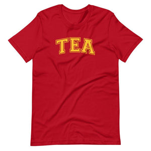 College Tea Shirt - CollegeBoba