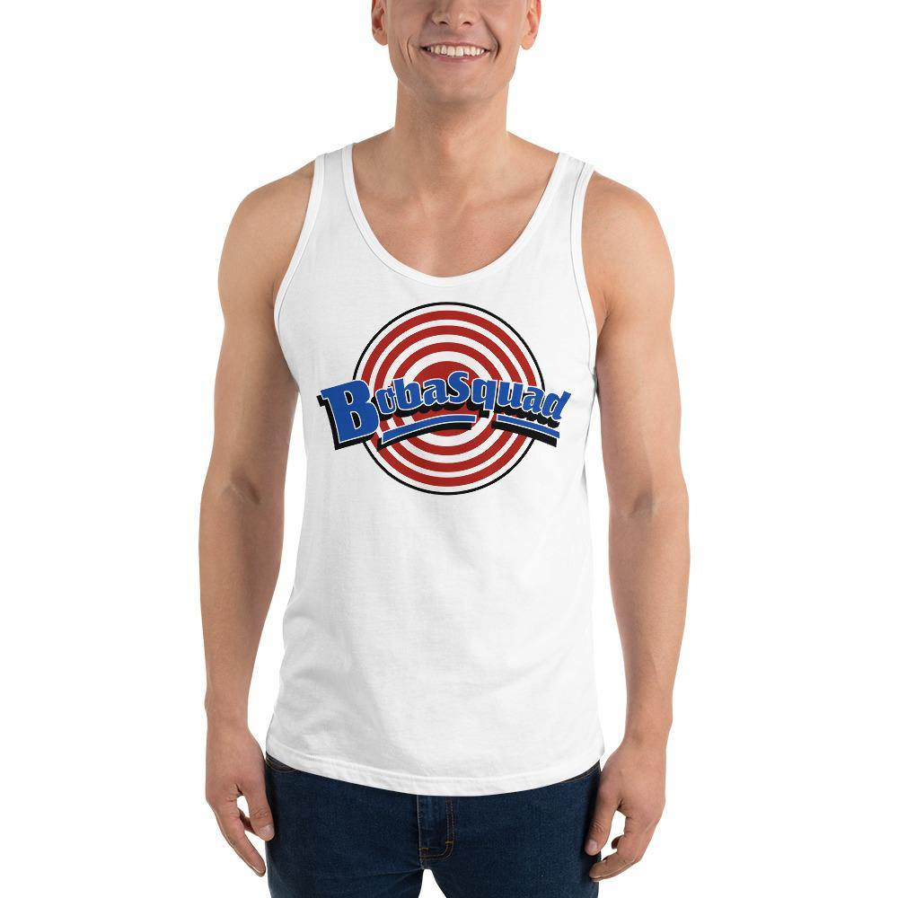 Boba Squad Tank Top - CollegeBoba