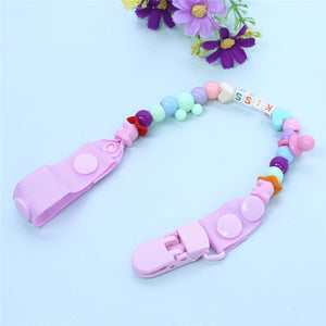 Pacifier Teether Clip