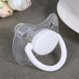 Orthodontic Transparent Pacifier
