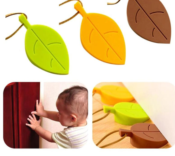 Hot Premium Leaf Style Door Stopper Set - Runtz PlayPin